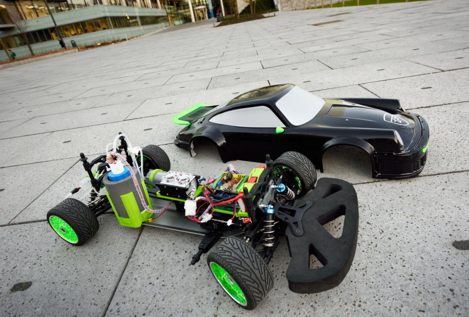World\'s first formic acid powered car uses Ant Venom as Fuel ...