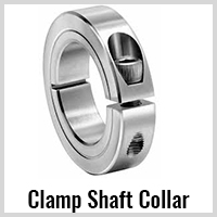 clamp shaft collars
